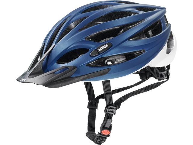 UVEX Oversize - Casque de vélo - bleu